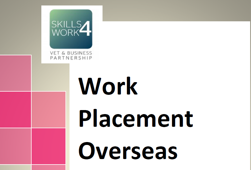 Guidelines for Students on Work Placements Overseas