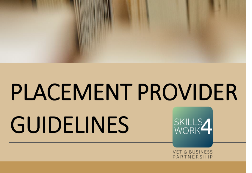 Placement Provider Guidelines